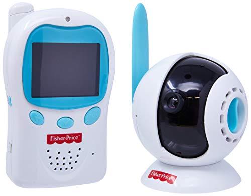 Baba Eletrônica Fisher Price Digital com Câmera Sistema Vox Tecnologia FHSS - BB300