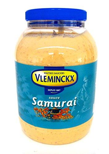 VLEMINCKX Samurai belgische Sauce 2,8 kg