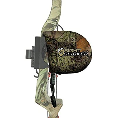 Alpine Innovations Sight Slicker - Protect Your Bow Sight with The Sight Slicker. Easy to Put on and Remove. Perfect for Archery Hunts.