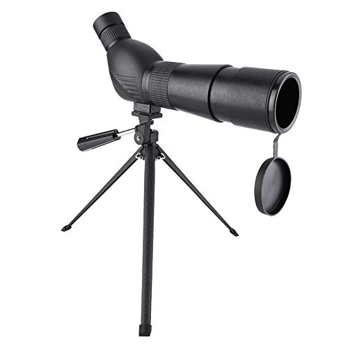 DAUERHAFT Telescopio monocular 14 mm Ocular telescopio de visión Nocturna para Exteriores para Deportes al Aire Libre