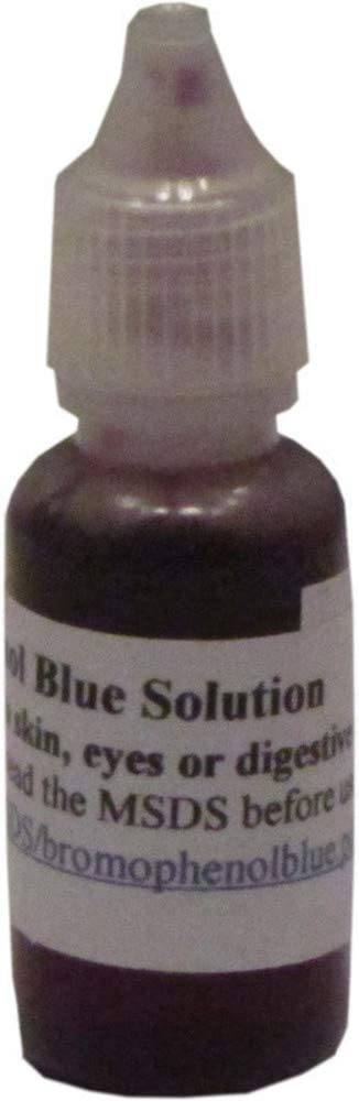 Duda Energy bpb15 0.1% Bromophenol Blue in Ranking TOP5 pH Ind Water Save money Solution
