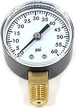 MTMTOOL Water Oil Gas Pressure Gauge 2