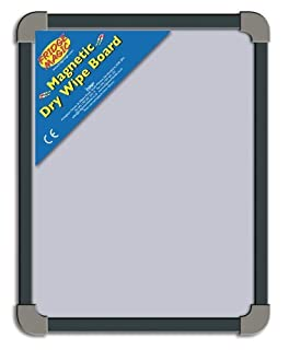 A4 Dry Erase Metallic Wipe Clean Board to Complement National Literacy & Numeracy magnets (30 x 22 cm) (B000CDHM3S) | Amazon price tracker / tracking, Amazon price history charts, Amazon price watches, Amazon price drop alerts