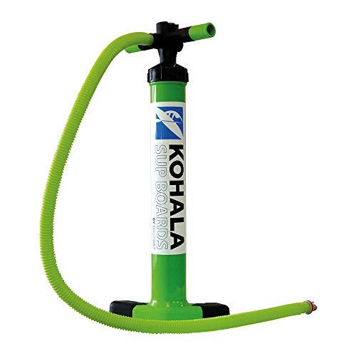 DV SPORT Devessport Bomba de hinchado Manual Nylon Verde Tablas Paddle Surf hinchables | inflador Tablas paddlesurf