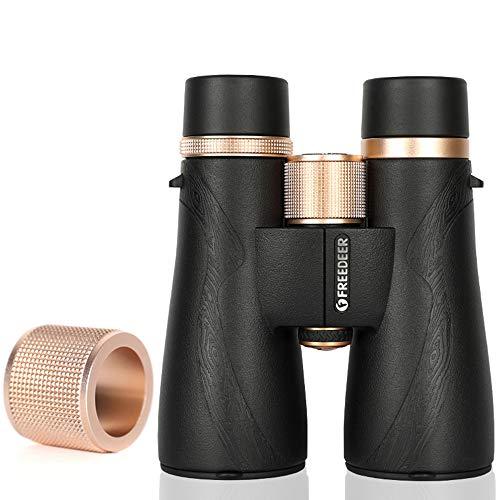 CARWORD Jumelles Imperméables À l'eau 8X56 pour La Chasse pour Adultes Grande Oculaire Jumelles Compactes Et Imperméables