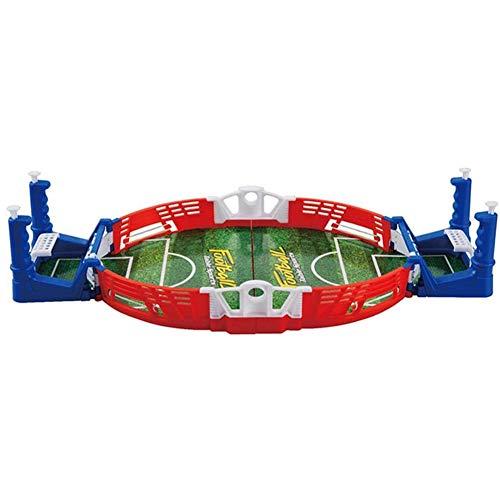 Minivoetbal Tabletop Arcade Game, Tafelvoetbal Speelgoed Interactief Speelgoed Miniatuur Desktop Voetbalwedstrijd Voor Jongens Meisjes Familiefeest
