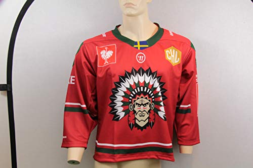 CHL Fantrikot Frölunda Indians Champions Hockey League Eishockey Trikot (Senior XL)
