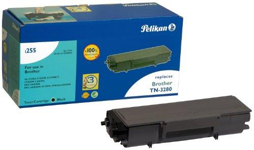 Pelikan Toner ersetzt Brother TN-3280 (passend für Drucker Brother HL-5340/5350/5370 )