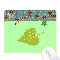 ゲーム用スライドゴムのマウスパッドクリスマス