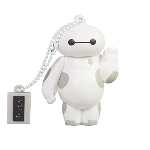 Clé USB 8 Go Baymax - Mémoire Flash Drive 2.0 Originale Disney, Tribe FD027401
