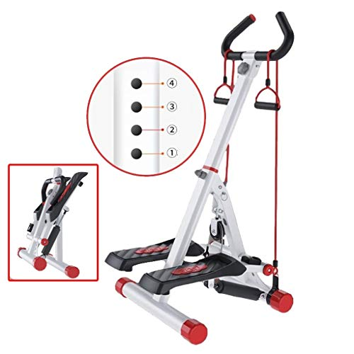 Read About Qazxsw Stepping Machine/Folding Silent Stepping Machine/Slimming Climbing Machine/Multifu...