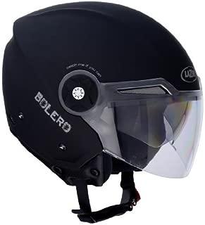 Lazer Bolero LX Open Face Helmet (Matte Black, S)