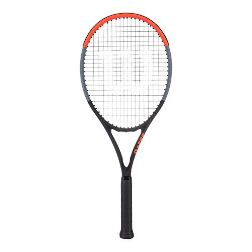 "Wilson Clash 100 Tour Tennis Racquet (4 1/8"" Grip)"