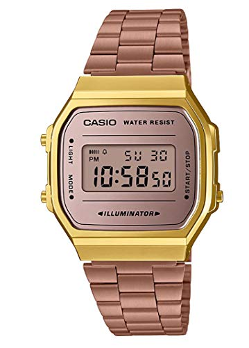 Casio Smart Watch Armbanduhr A168WECM-5EF
