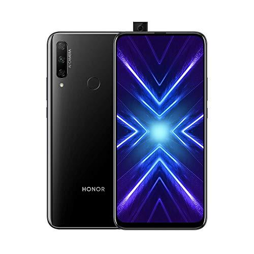 Honor 9X - Smartphone débloqué 4G (6,59 pouces - 128Go stock