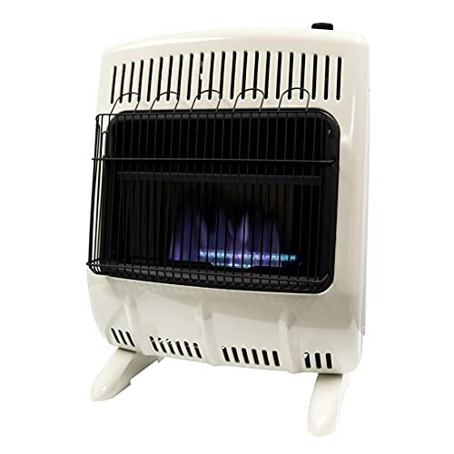 Mr. Heater Corporation F299720 Vent-Free 20,000 BTU Blue Flame Propane Heater