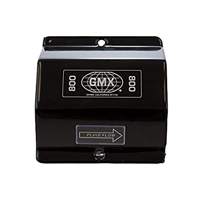GMX 800 Hard Water Softner, Magnetic Water & Fuel Conditioner for Home & Commercial Use, Drinking Shower Pool & Agriculture Hard Water Treatment, Natural Gas & LP Treatment, Maintenance Free