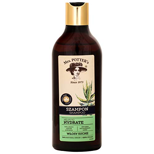 Mrs. Potter`s Tripple Herb Hydrate Shampoo 390ml = 1 Stück pro Pack