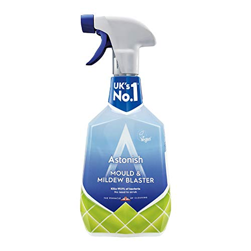 Astonish - Eliminador de hongos y moho, 750 ml., 1 x 750ml