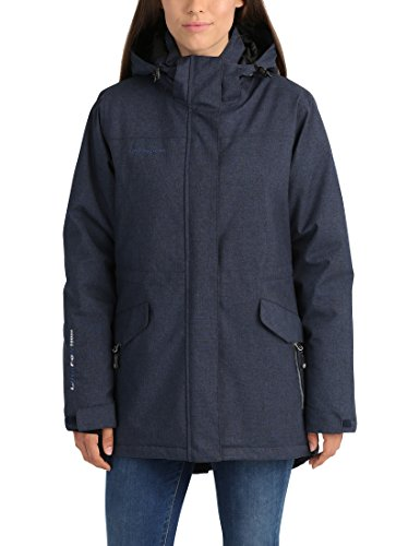 Ultrasport Damen Winter-Parka Fiona, navy, XL
