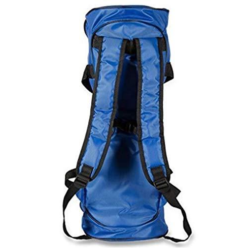 Wasserdichte Hoverboard-Tasche Zweirad Selbstausgleichende Smart Board-Tragetasche und Handtasche Elektroroller-Tragetasche 6,5 / 8/10 Zoll mit verstellbaren Schultergurten und Aufbewahrungstasche