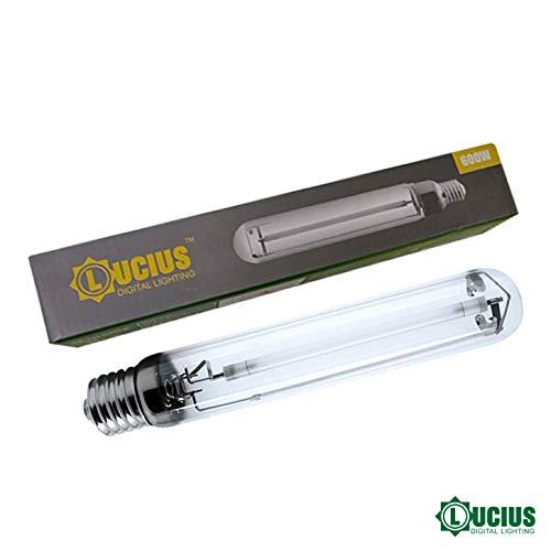 Lucius Leuchtmittel 600 W HPS Hochdruck Natrium – für Wachstum und Blüte