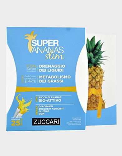 Offerta! Super Ananas Slim 3 Confezioni da 250 ml - Zuccari