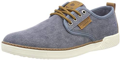 Dockers by Gerli Herren 44SV009-790600 Sneaker, Blau (Blau 600), 43 EU