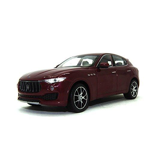 Maserati Levanti 1/24 Welly Vinho