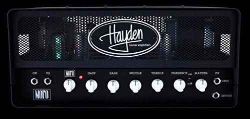 Hayden mofo30h Mofo 30W Amplificador de Guitarra Head