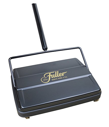 Cheapest Price! Fuller Brush Electrostatic Carpet & Floor Sweeper - 9 Cleaning Path
