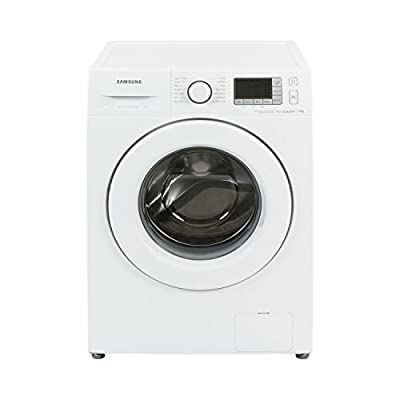 Samsung WF70F5E3W4W 1400rpm Ecobubble™ Washing Machine 7kg Load A+++ Whit