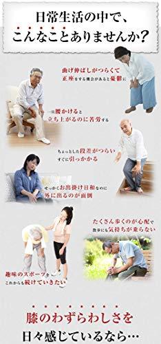【機能性表示食品】日本薬師堂グルコサミン2000快歩(かいほ)わずらわしい膝の動きの緩和にグルコサミン2000mg配合