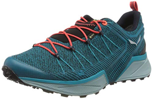 Salewa MS Dropline, Chaussures de trail running Homme, Bleu (Danube/Ombre Blue), 43 EU