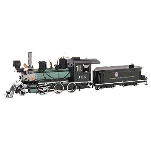 Wild West 2-6-0 Lokomotive, Modellbau