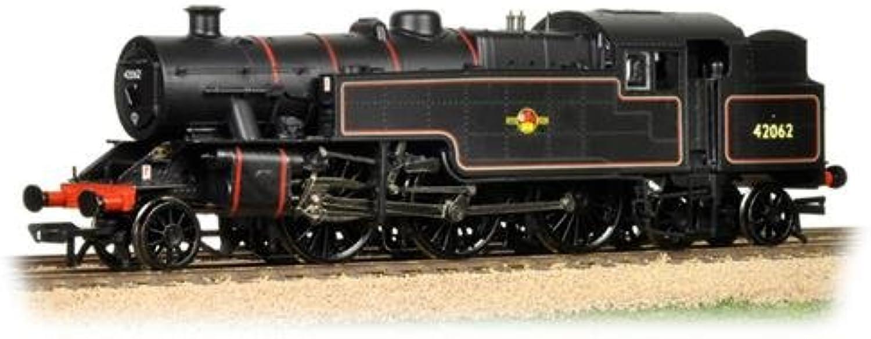 Bachmann 32-882 Fairburn 2-6-4 Tank 42062 BR Lined schwarz Late Crest