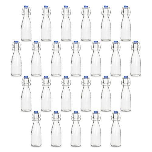 frascos de vidrio ambar de 1 litro fabricante Global Fuentes