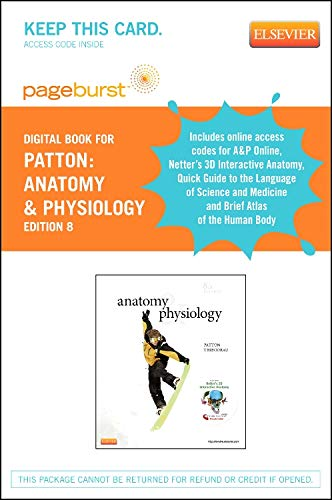 Anatomy & Physiology and Brief Atlas of the Human Body & Quick Guide to the Language of Science - Elsevier eBook on VST