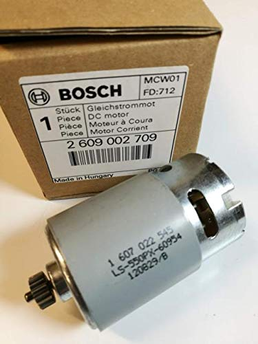 Bosch 2609002709 Motor zu PSR 14,4 Li (1607022554) Antriebsmotor TYP 3603J54100