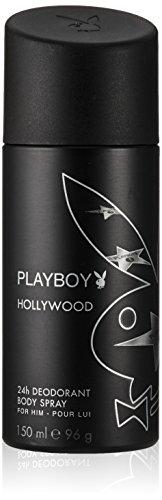 Playboy Hollywood Body Spray for Men - 150 ml