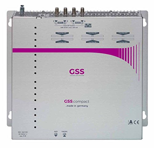 Preisvergleich Produktbild GSS.compact STC 4-16 IPS CI
