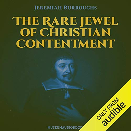 The Rare Jewel of Christian Contentment  By  cover art