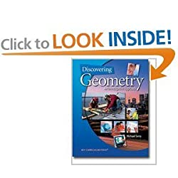 Discovering Geometry An Investigative Approach Student Edition