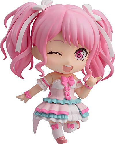 Good Smile Company BanG Dream! Girls Band Party! Nendoroid Action Figure Aya Maruyama Stage Outfit Ver. 10 cm