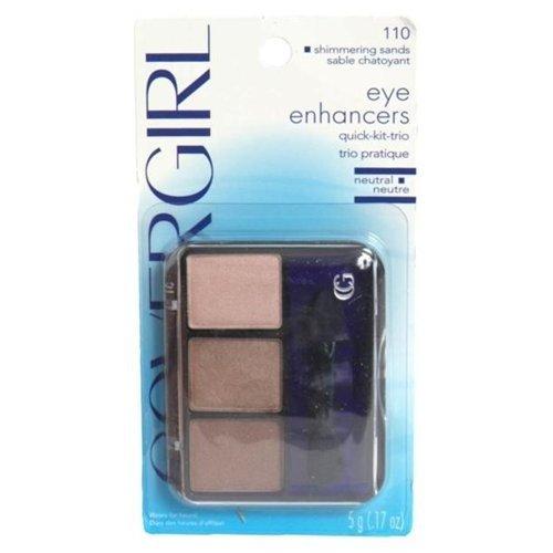COVER GIRL - PROCTOR Cover Girl Eye Shadow 3Kit - Sands Shimmer (pack de 21)