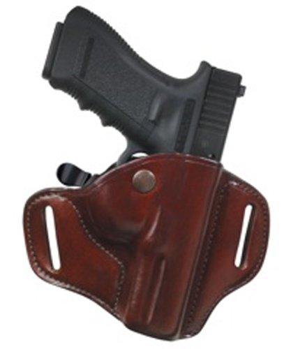 Bianchi® 82 Gürtelholster, Leder (braun, rechts, H&K P2000, VP9 (SFP9), P30, P10, 45mm BL)