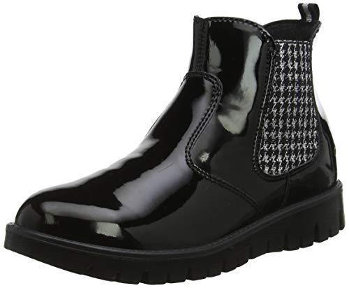 PRIMIGI Mädchen PRO 43784 Chelsea Boots, Schwarz (Nero 4378444), 35 EU