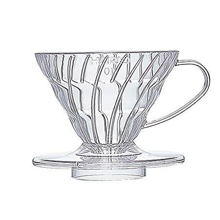 HARIO Kaffeefilter VD-02T aus Kunststoff