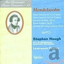 The Romantic Piano Concerto Vol.17