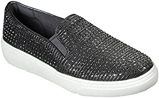 Concept 3 by Skechers Women's Evve Fashion Slip-on Sneaker